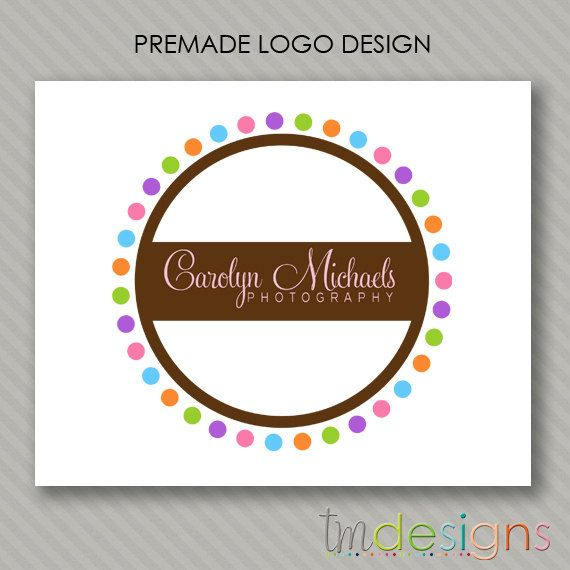 Hey, I found this really awesome Etsy listing at http://www.etsy.com/listing/107949513/premade-logo-design-circle-of-dots