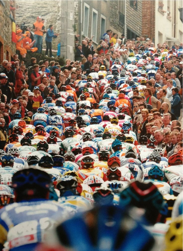 Tour de France scene from previous years: This is what is in store for us in Yorkshire 2014 Le Grand Depart.