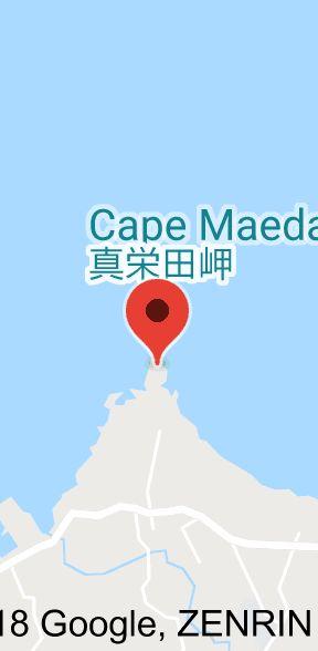 Map of cape maeda