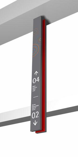 Wayfinding, Signage and Interiors ... follow us @ www.pinterest.com/signbrand