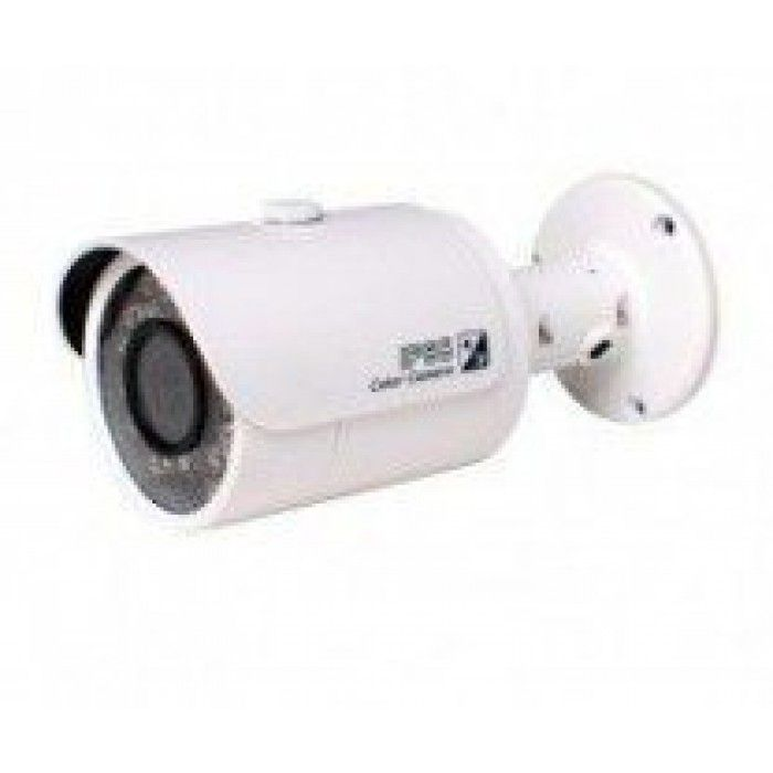 Dahua HAC-HFW1200SP is a bullet type water proof cctv camera comes with high speed, long distance real-time transmission,3.6mm fixed lens (6mm optional) or battery DC12V and more.Find Dahua 2 megapixel Ir bullet camera price ,discounts,offers and specs on securekart online store.   .