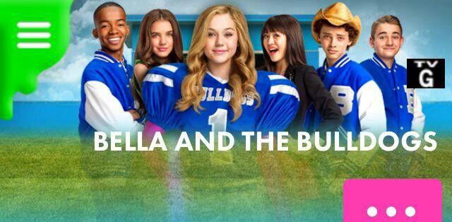 Cast of bella and the bulldogs!