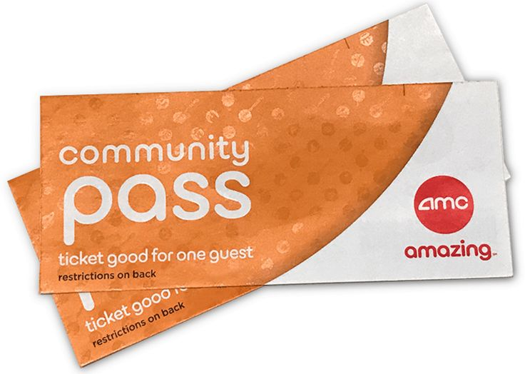 Community pass donation program