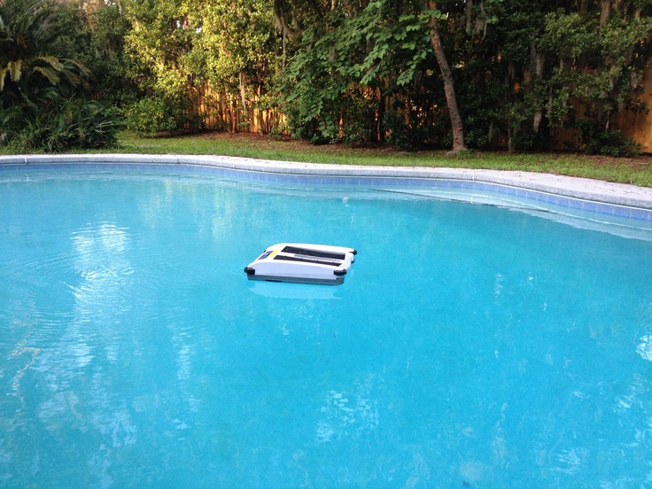 1000 Images About Solar Breeze Robot Pool Cleaner On
