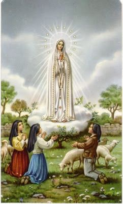 Fatima - Jungfru Maria ber dig att be - Confessiones