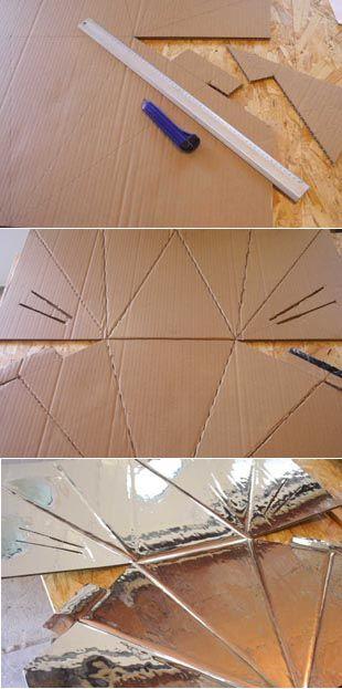 fabriquer four solaire