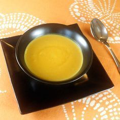 One Perfect Bite: Crema de Zapallo - Peruvian Squash or Pumpkin Soup