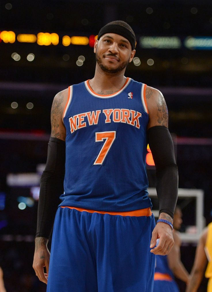 #NBAStars  #NBA #Stars  Carmelo Anthony - Age: 31 Team: New York Knicks Known For: Carmelo Anthony is one of the most decorated and prolific scorers in the NBA. After he entered the NBA draft in 2003, Melo led the Denver Nuggets to the playoffs every year from 2004 to 2010, until he was traded to the New York Knicks in 2011. Last year, he set the single-game scoring record for Madison Square Garden and the Knicks with 62 points.