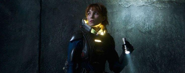 Noticias de cine y series: Alien Covenant: Noomi Rapace volverá a la secuela