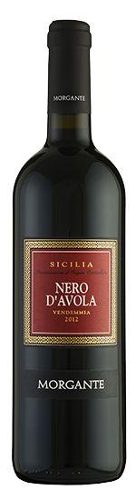 Morgante - Nero d'Avola Red Sicilian wine. #red #sicilian #wine #nerod'avola #vinorosso #vin #rouge
