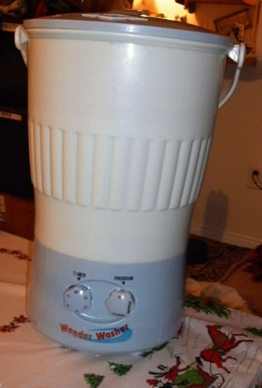 portable table top washing machine