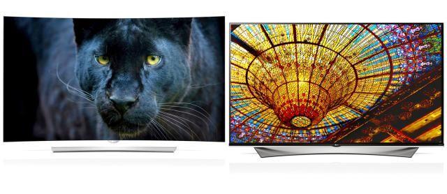 LG Adds More OLED and 4K Ultra HD TVs for 2015 - Check Out The Info