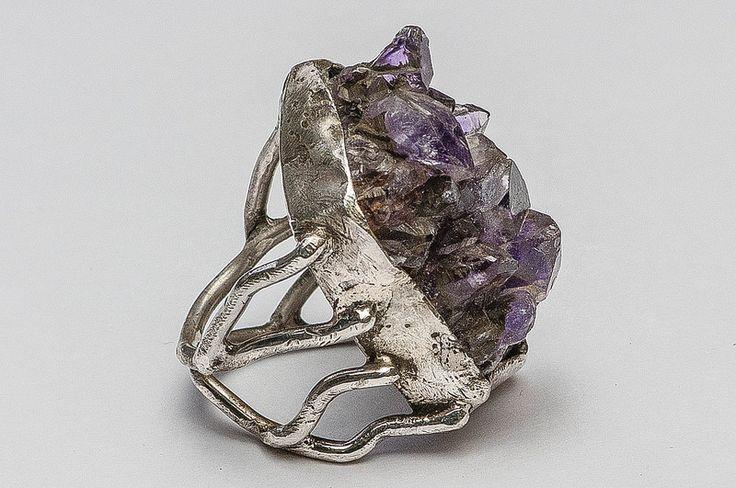 Silver jewellery - Pawel Giedymin Puzio design.