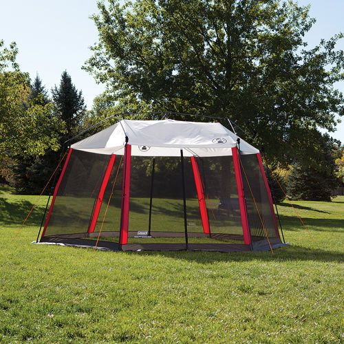 Coleman 13x13 Instant Eaved Canopy Costco