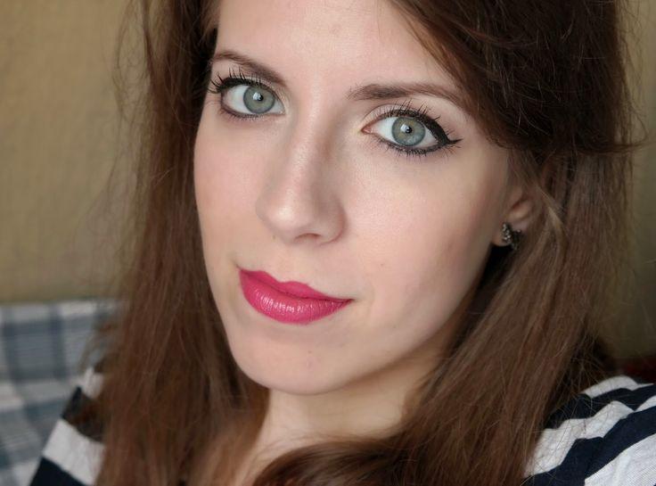 pink spring makeup