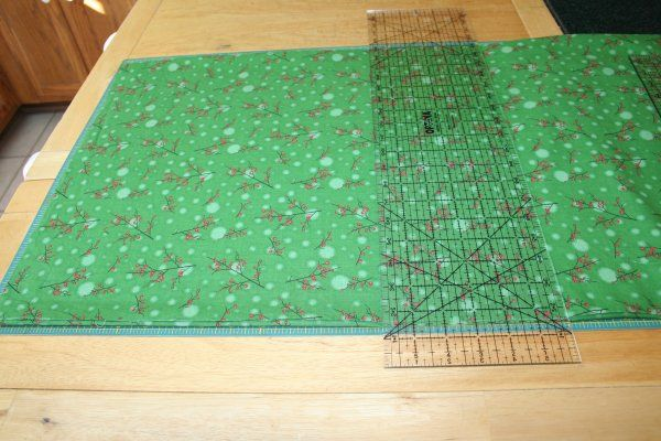 How To Make A One Hour Table Runner Quilt Technical And
