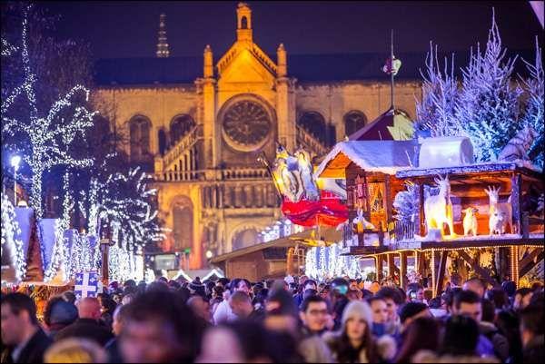 Navidad en Bruselas - mercadillos navideños