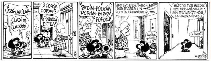 Mafalda Ciudad Buenos Aires