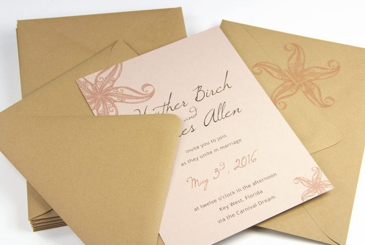 Wedding Invitation Card Paper: 183 Best Images About Kraft Card Stock