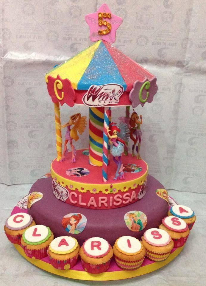 Cake Winx Birthday
