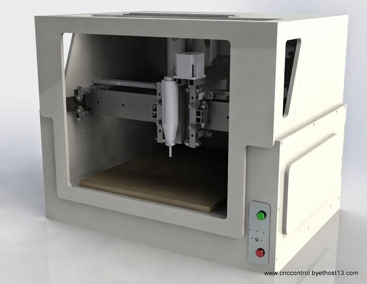 CNC Control - Diseño tipo Momus