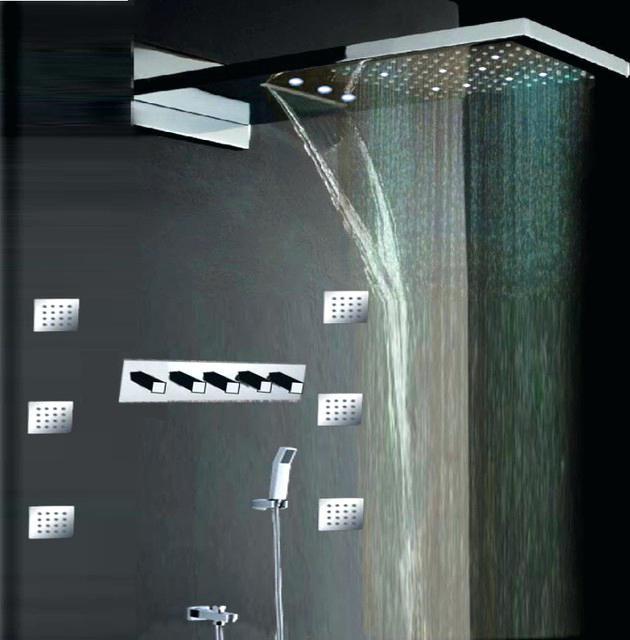 Best 25+ Modern shower heads ideas on Pinterest | Shower, Modern ...