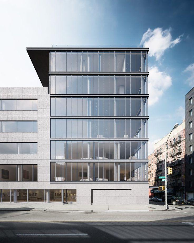 152 Elizabeth Street, Nowy Jork, 2015 - Tadao Ando Architect & Associates