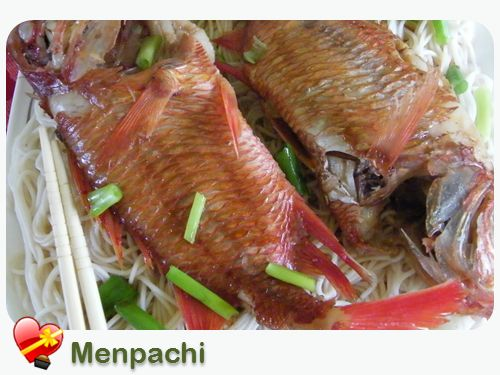 Local fish recipes