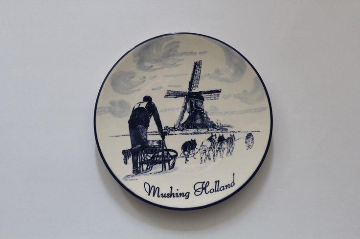 Mushing Holland Ø21cm