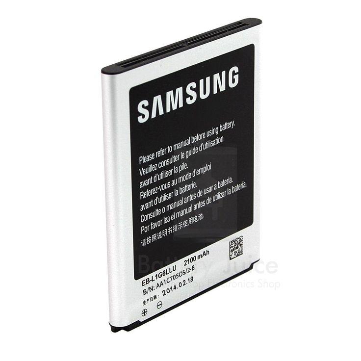 New OEM  EB-L1G6LLU Samsung Galaxy S 3 III 4G i9300 Battery 2100 mAh