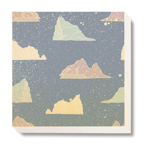 PTN 020 Pattern Art - Arctic Space Collection