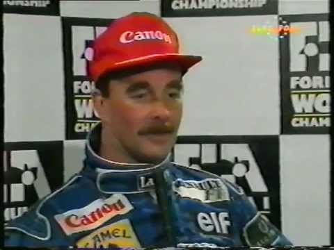 ▶ schumi's first win - the press conference - YouTube