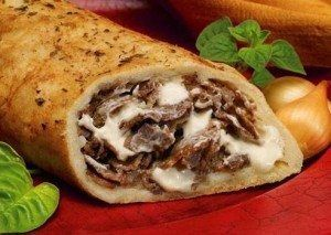 Ingredients  1 pound beef rib steak, sliced thin Salt and freshly ground black pepper All-purpose flour, for rolling doughRead more ›