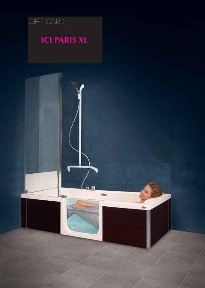 Nieuwe trend in het assortiment van Kinedo is DUO. Met deze unieke douche/bad combinatie kun je veel ruimte in je badkamer besparen.