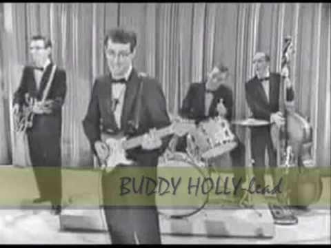 Buddy Holly-Crying Waiting Hoping - YouTube