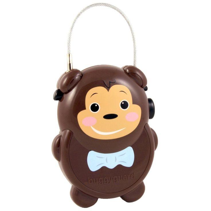 Baby Lock n' Go Retractable Stroller Lock