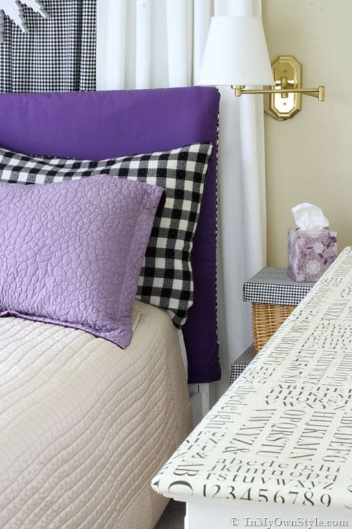 1000 ideas about headboard cover on pinterest small for How to make my own headboard