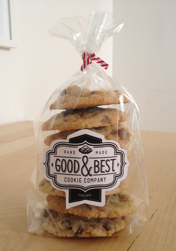 Good&Best Cookies - Best Chocolate Chip Cookies in Toronto.