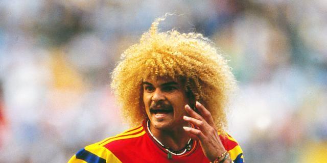 Carlos Valderrama fryzury piłkarskie piłka nożna #valderrama #funny #smieszne #futbol #sport #sports #pilkanozna #futbol #soccer #hair #hairstyle