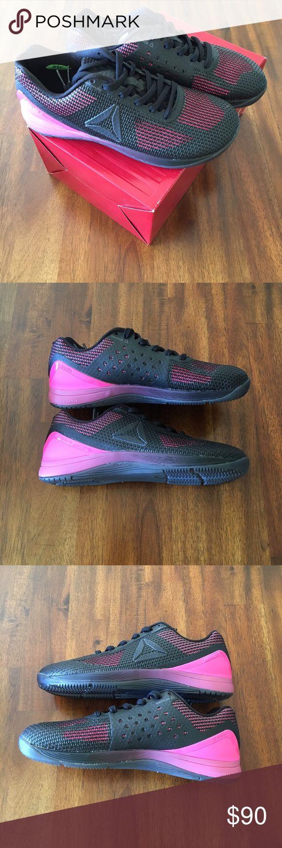 SALE Reebok Crossfit Nano 7.0 NIB, womens Crossfit Nano 7.0, size 8 Reebok Shoes Sneakers