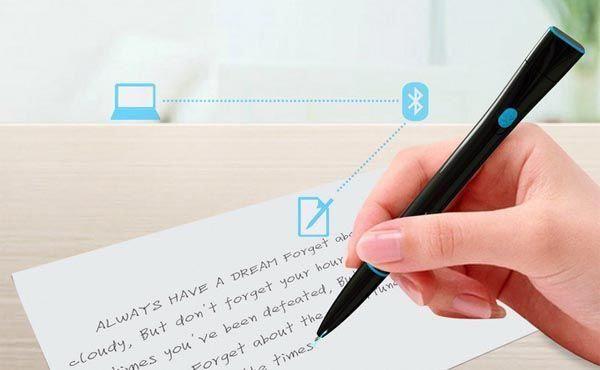 Technology Design Futuristictechnology In 2020 Smart Pen Futuristic Technology Bluetooth Technology
