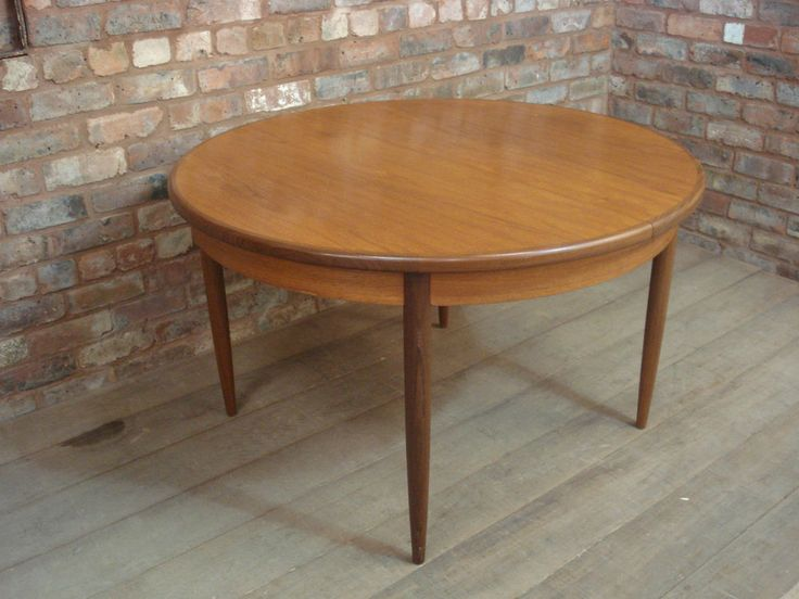 Vintage Retro G Plan Teak Dining Table