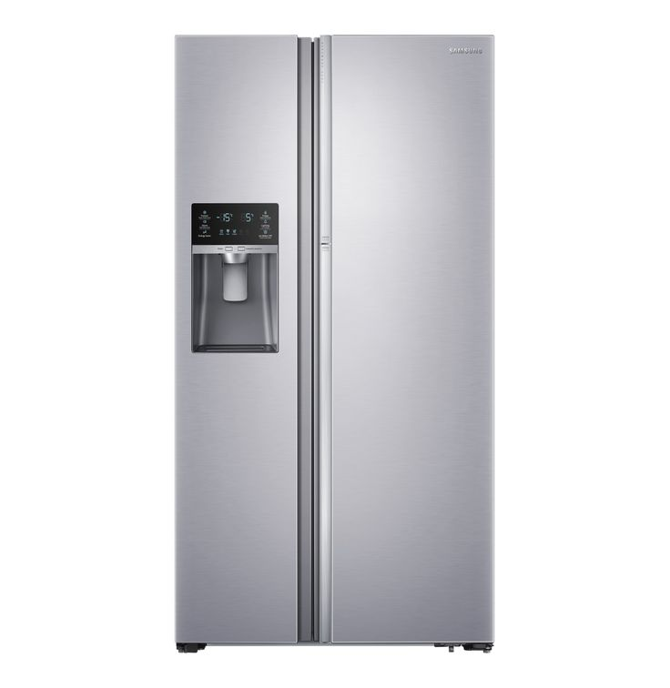 SAMSUNG 615l Food Showcase Fridge\Freezer with Water and Ice Dispenser - Lowest Prices & Specials Online | Makro