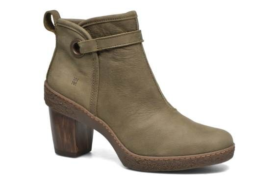 Bottines et boots Lichen NF71 El Naturalista vue 3/4