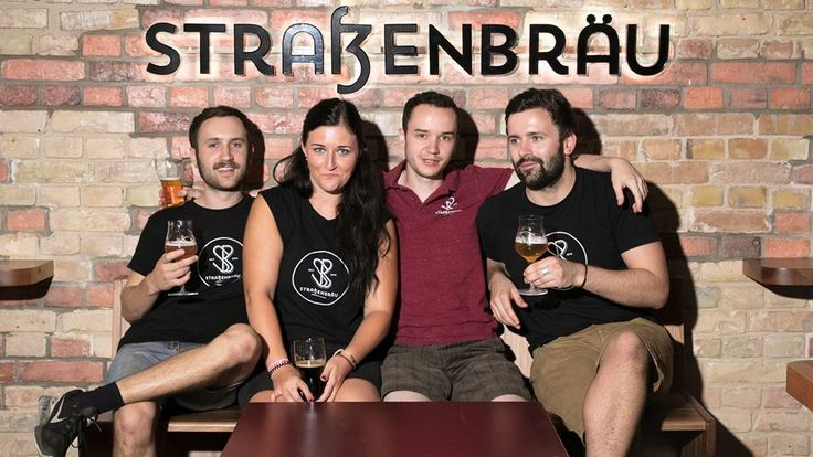 Craft Beer Berlin Brewery Strassenbräu located in Friedrichshain is doing a tap takeover at Craft Beer Bar Berlin The Castle Pub. The owner Timo Thoennissen, the brewmaster Sebastian Pfister and brewer Sam O'Neill will be there all night ready to answer all of your questions. They will be pre