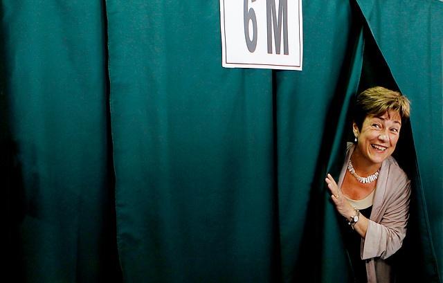 """JOSEFA ERRÁZURIZ- ALCALDESA DE PROVIDENCIA.- Nadie en el país quedó indiferente a las palabras del entonces alcalde Providencia cuando, en el marco previo a la campaña electoral en julio pasado, decía """"si quieren cambiar a un gerente por una dueña de casa, es cosa de ellos""""."""