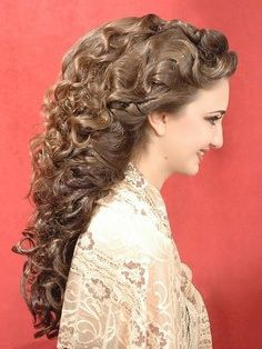Arabic Hairstyles 2013 for Girls