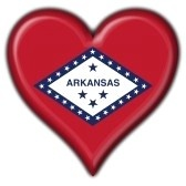 <3 Arkansas