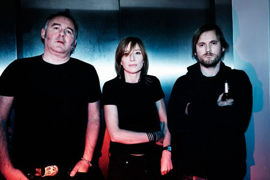 Portishead. Triphop band from Bristol