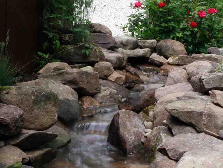 62 best images about waterfall ideas on pinterest for Design of pondless waterfalls